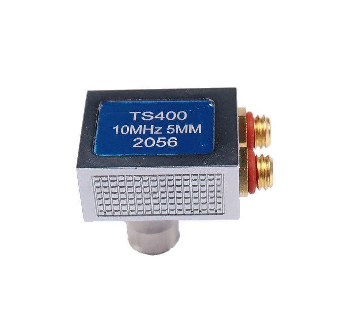 5 Mhz 10mm Crystal Thickness Gauge Ultrasonic Transducer